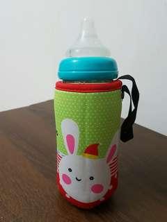 Milk warmer bag