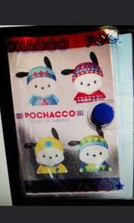 Pochacco 膠卡片小簿
