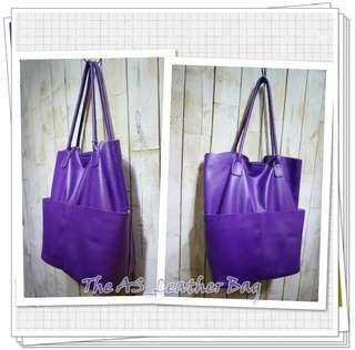 Handbags 紫色手袋