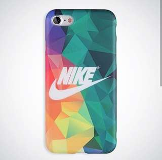 Colorful Nike iPhone Case