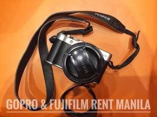 Fujifilm Rent Manila