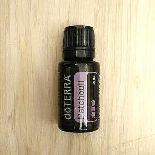 [55折!全新]doTERRA廣霍香精油15mL(零售價$475) Patchouli essential oil