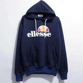 Sweater hoodie ellesse navy