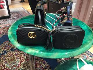 Gucci marmont( small size)