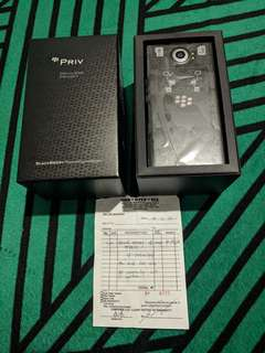 Sale or Swap - PRIVILEGE + PRIVACY - BlackBerry Priv!!!