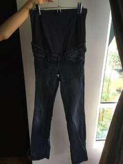 H&m maternity jeans pant