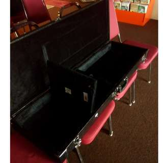 Old Stock: ON Stage Sounds Bass Hard case