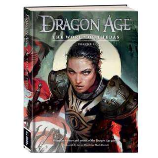 Dragon Age: The World Of Thedas Volume Two [IN STOCK]
