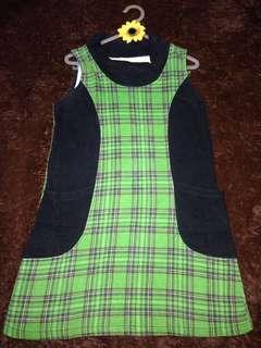 Dress kutung Baby Terry