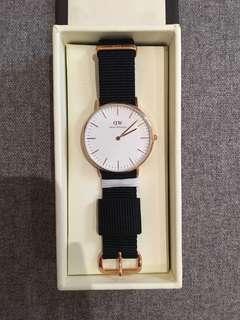 Daniel Wellington 36mm Rose gold Watch