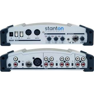 STANTON POWERFUL FIREWAIRE AUDIO INTERFACE (OVER $800) WAREHOUSE CLEARANCE $99