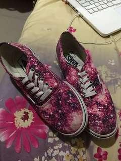 Vans Pink Galaxy