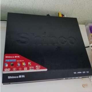 Shinco/新科 DVT-310家用dvd播放机