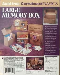 Large Memory Box