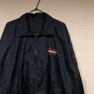 古著 復古 刺繡教練外套
