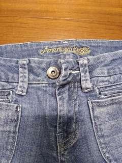 🚚 American Eagle潮牌時尚牛仔褲,size M(W28.L37)
