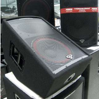 """Cerwin-Vega Professional 1,000 Watts 12"""" 2-Way Passive Portable PA Speakers Stage Monitor (UP $750) WAREHOUSE PRICE $350 (1 UNIT))"""