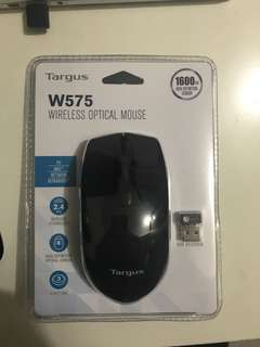 Targus wireless mouse W575