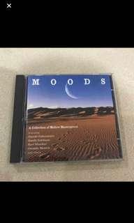 Cd box C1 - Moods