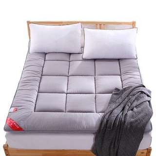 Mattress top cushion/ foldable floor mattress