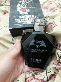 (Reprice) Parfum Batman the dark knight eau de toilette natiral spray pour homme