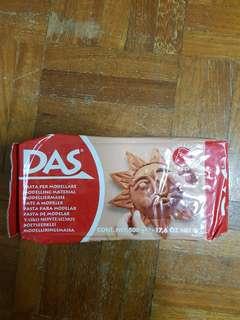 DAS clay modelling