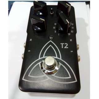 TC Electronics Trinity T2 Reverb Effects Pedal