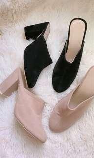 Tanya Slip On Heels