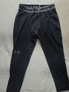 Underarmour compression