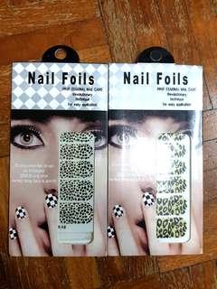 Nail Foils - prints