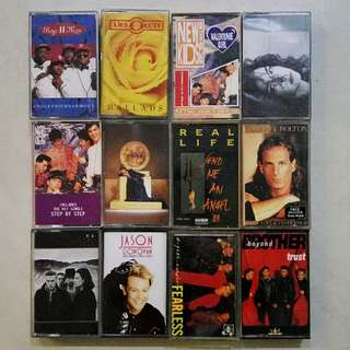 English cassette 卡带磁带