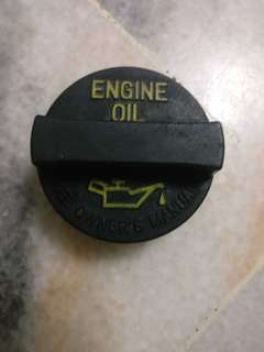 Suzuki Swift engine oil cap