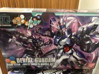(Reserved)Gundam denial ( by michealongningoffical )