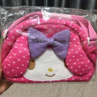 全新 Melody 斜孭袋,小女孩之愛😻😻😻