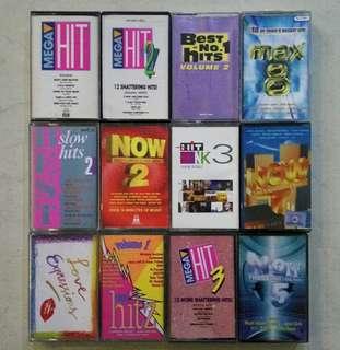 English compilation cassette 卡带