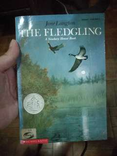 The Fledgling by Jane Langton