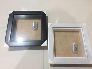 New frame 3D scrapbook