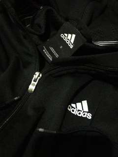 Climacool Track Hooded Jacket by Adidas