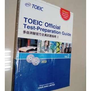 🚚 多益3寶TOEIC官方考題-測考中心ETS忠欣出版