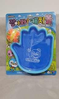 韓國版 投球玩具 全新