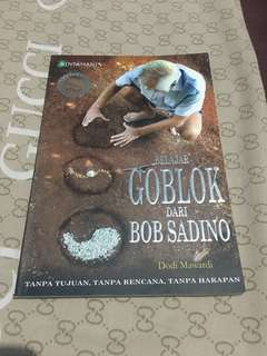Bulu belajar goblok dari Bob Sadino