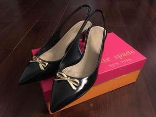 Kate Spade Black Shoes