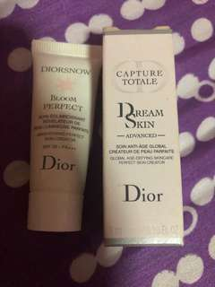 🚚 Dior skincare set