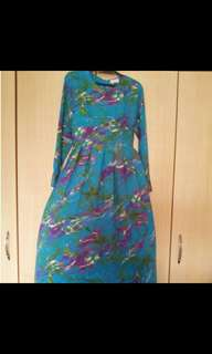 🆕 Jubah / Long Dress