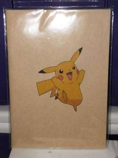 🚚 Pikachu notebook