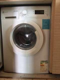 伊萊克斯大眼仔洗衣機