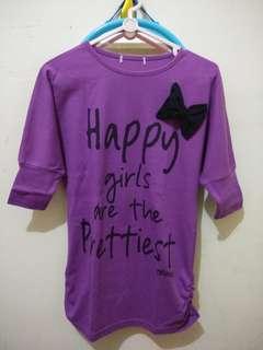 Tshirt ungu