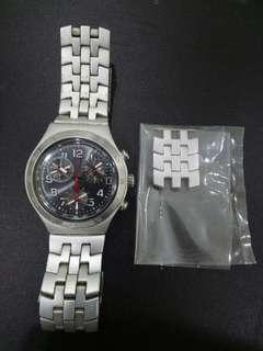 Used Swatch Irony Chronograph