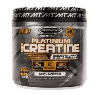 🚚 Muscle tech platinum creatine