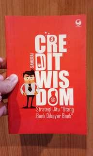 """💯 CREDIT WISDOM Strategi Jitu """"Utang Bank dibayar Bank"""""""